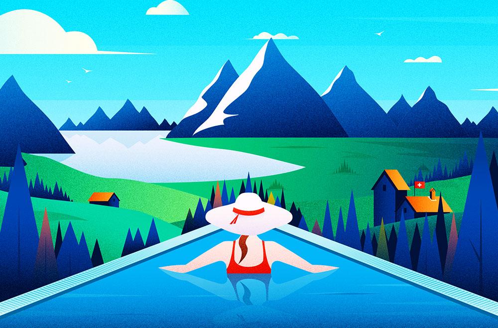 5 Ý tưởng thiết kế logo lĩnh vực Spa, làm đẹp