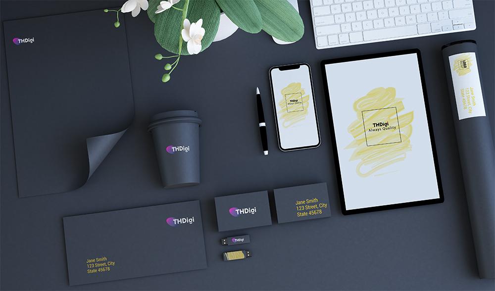 Xây dựng thương hiệu cho Doanh nghiệp. Làm thế nào để làm cho công ty của bạn trở nên hấp dẫn